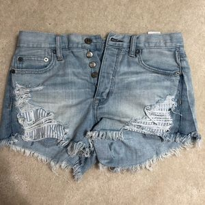 American Eagle Outfitters High Waisted Shorts